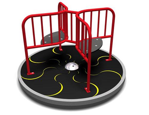 Playground roundabout