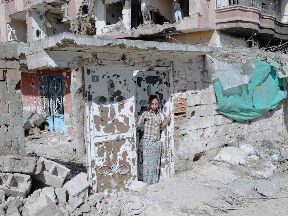 Furkan Temir,  What Makes a War , 2015-2016