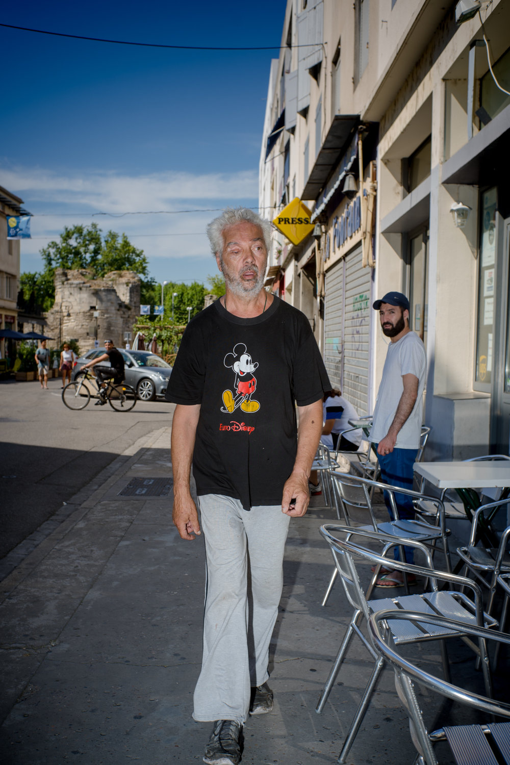 Feng Li,  White Night in Arles , 2018. Courtesy of the artist