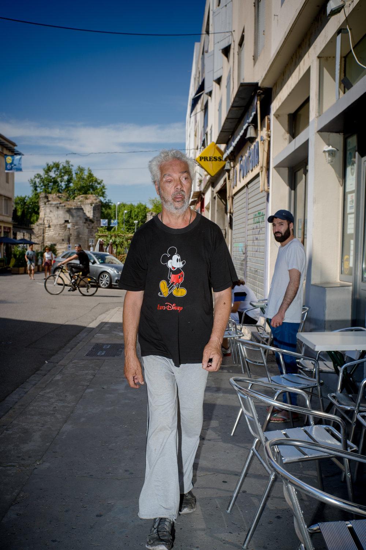 Feng Li,  White Night in Arles , 2018. Courtesy of the artist