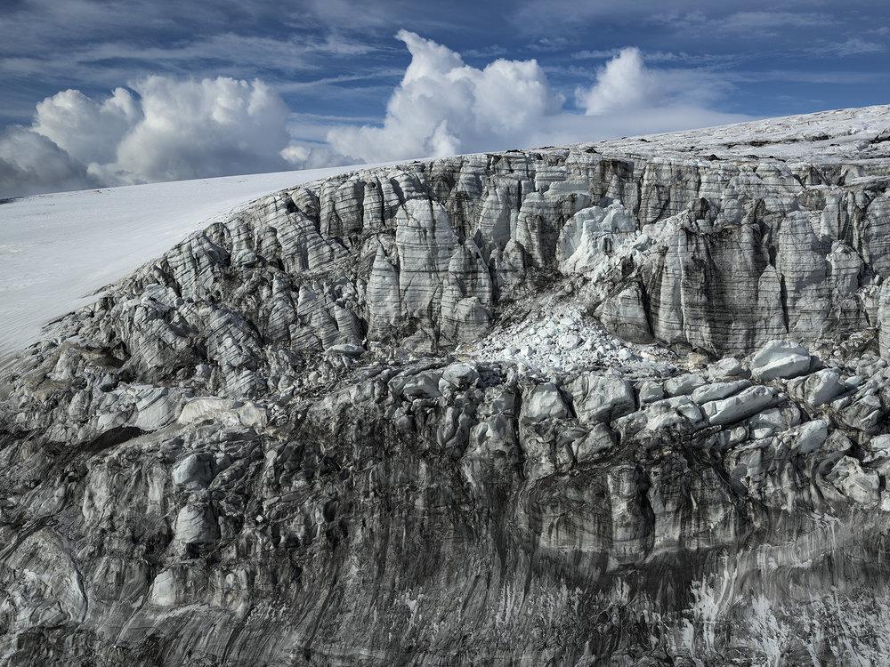 Icefall #2 Myrdalsjökull 2018