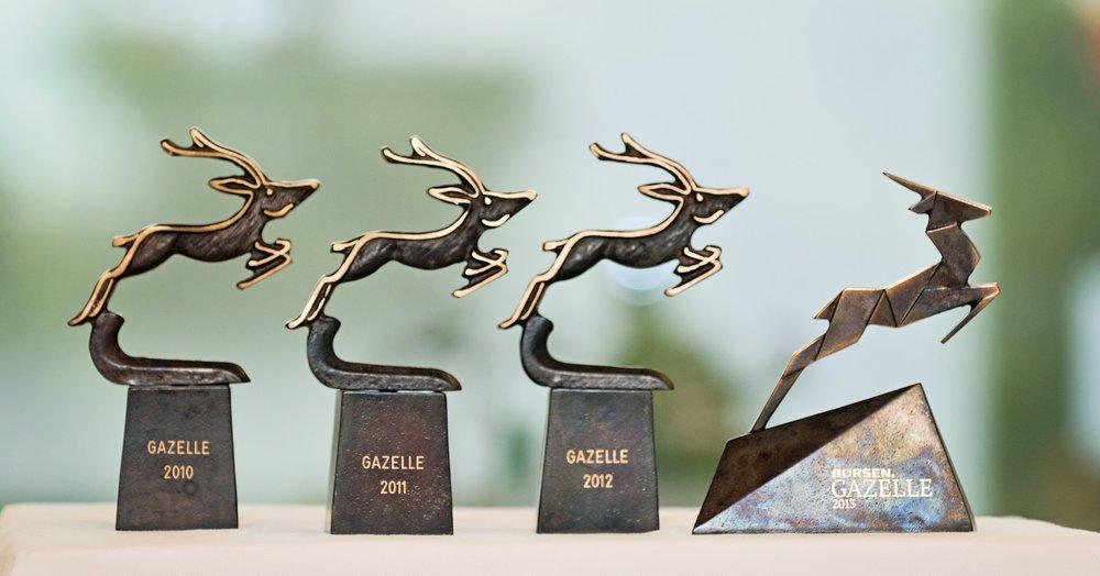 Gazelle prizes, BioAdvice