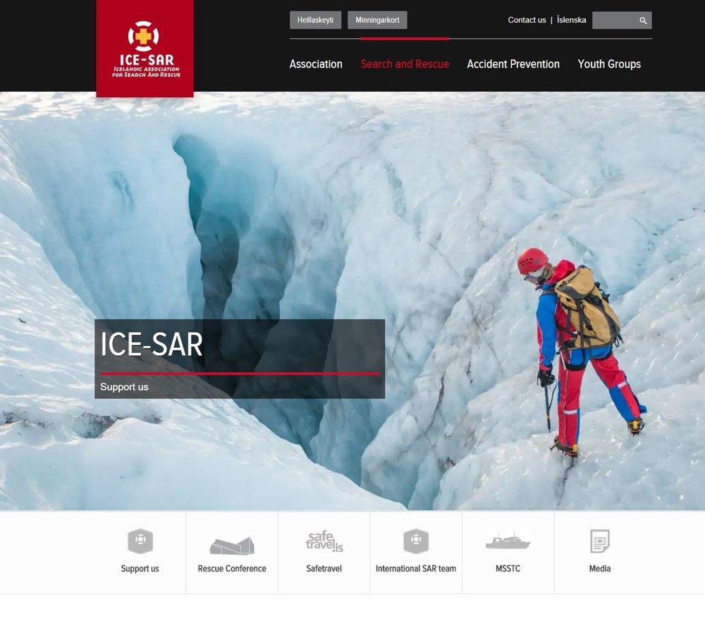 ICE-SAR
