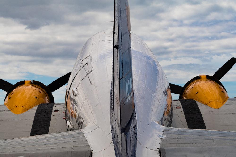 Icelandair DC-3
