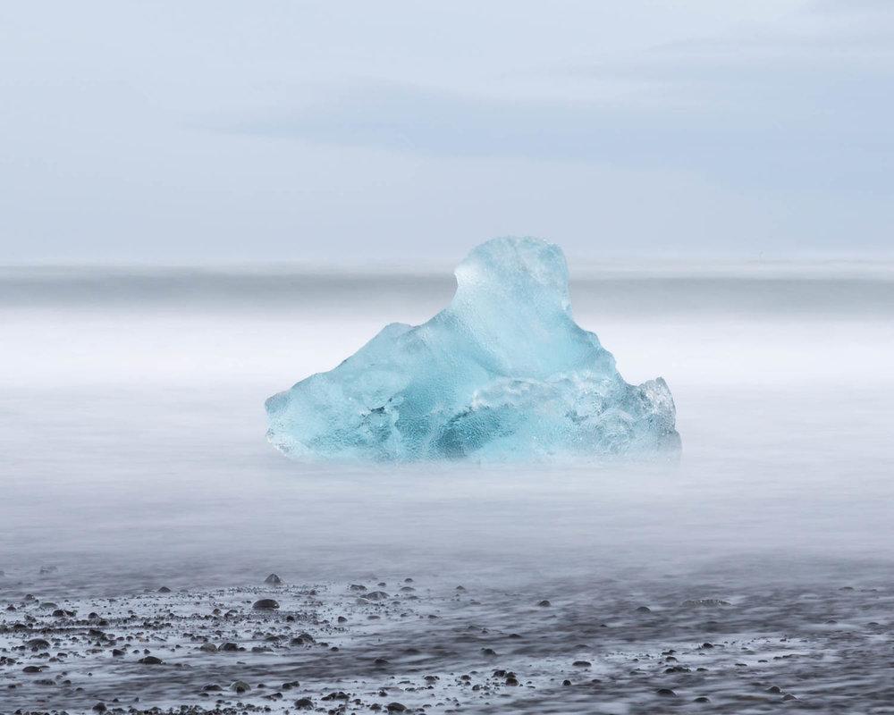 Stranded Iceberg