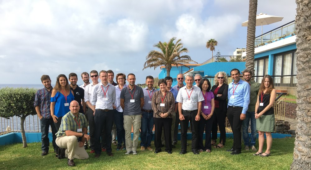 Coastal Hydrology and Surface Processes linked to Air/Sea Modeling:1st community workshop - 26-27 September 2017Oceanic Observatory of MadeiraFunchal, MADEIRAOrganizers:Rui Caldeira (host, Oceanic Observatory of Madeira), Julie Pullen (Stevens Institute of Technology), David Gochis (NCAR), Nadia Pinardi & Giorgia Verri (Euro-Mediterranean Center on Climate Change), Sue Chen & Teddy Holt (Naval Research Laboratory)