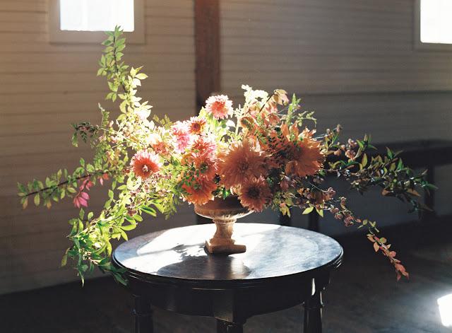 Ariella Chezar Floral Workshop Autumn In The Berkshires