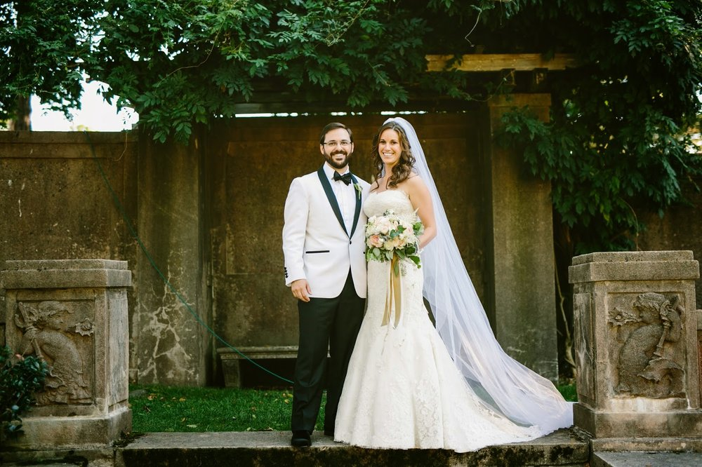 les fleurs : shane godfrey photography : italian gardens at the crane estate : new england estate wedding