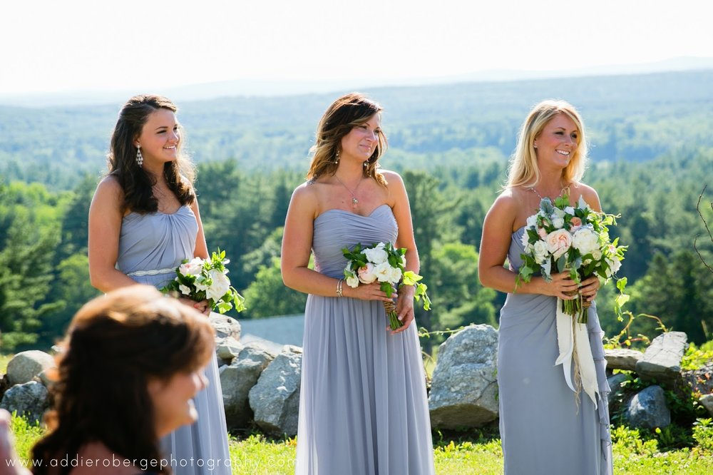 les fleurs : new england wedding : fruitlands : summer wedding