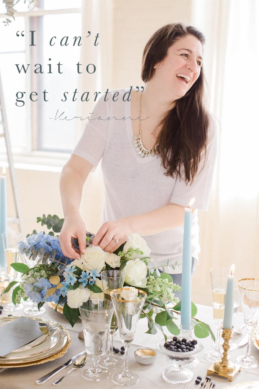 Kerianne Nelson, Director of Weddings & Events                say hello: weddings@lesfleurs.com