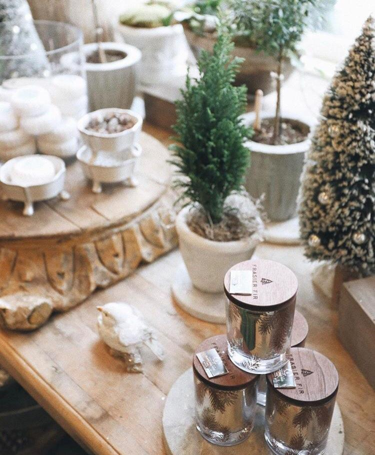holiday gifts candles soap lesfleurs andover ma