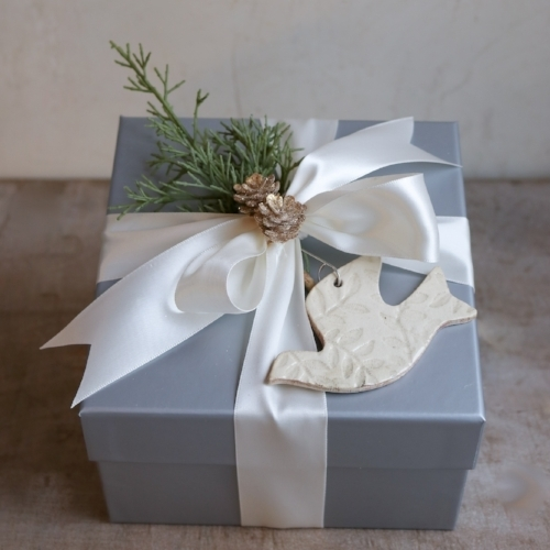 lesfleurs andover holiday gift box