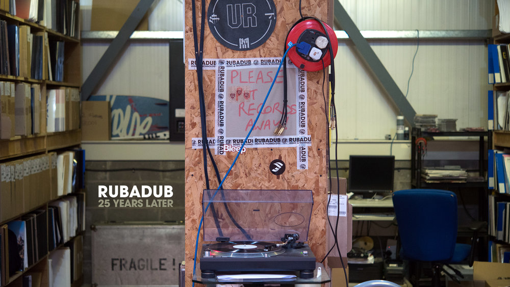 RUBADUB: 25 YEARS LATER FOR RESIDENT ADVISOR