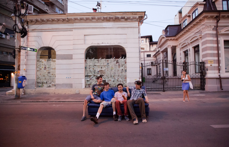 CREATIVE BUCHAREST FOR THE CALVERT JOURNAL