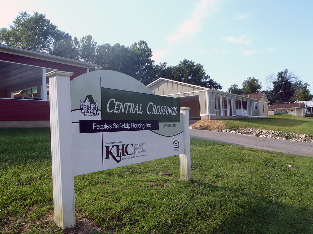 1. CX 3 signage, 233 bldg in center, looking south.JPG