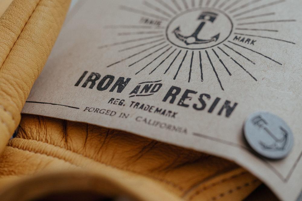 Iron & Resin -