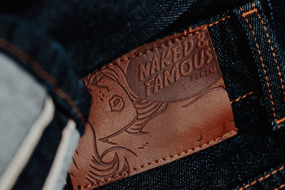 Naked & Famous -