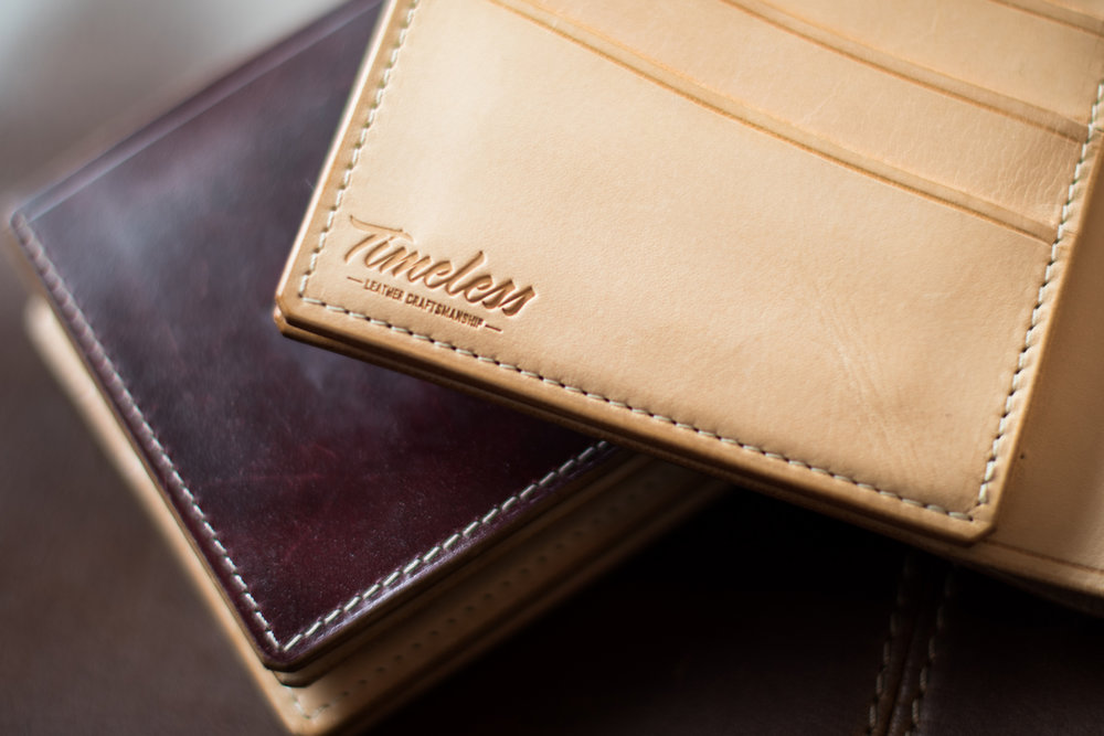 Timeless leathers -