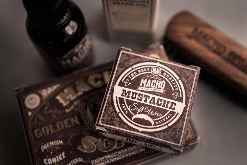 Macho Beard Company -