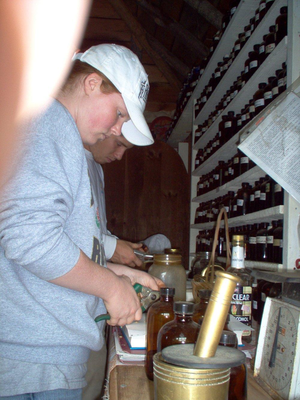 2003 herb class.JPG