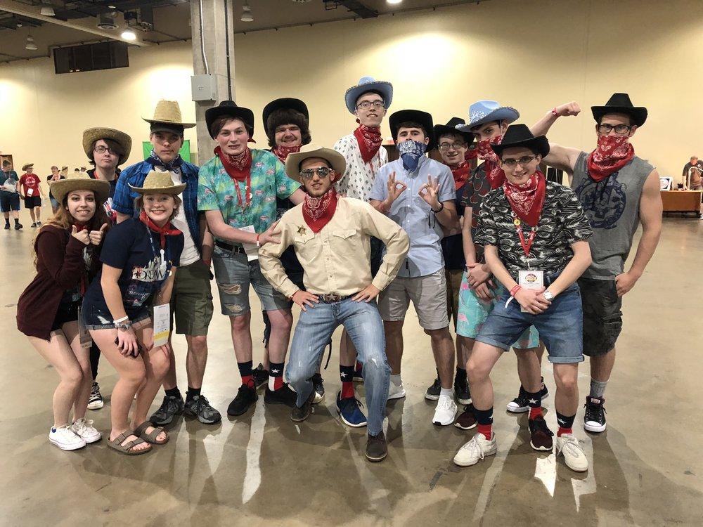 Tuscola Technology Center - 2018 NLC - Texas Hoedown