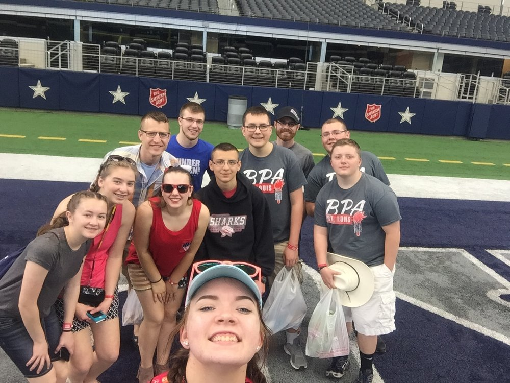 St. Louis High School - 2018 NLC