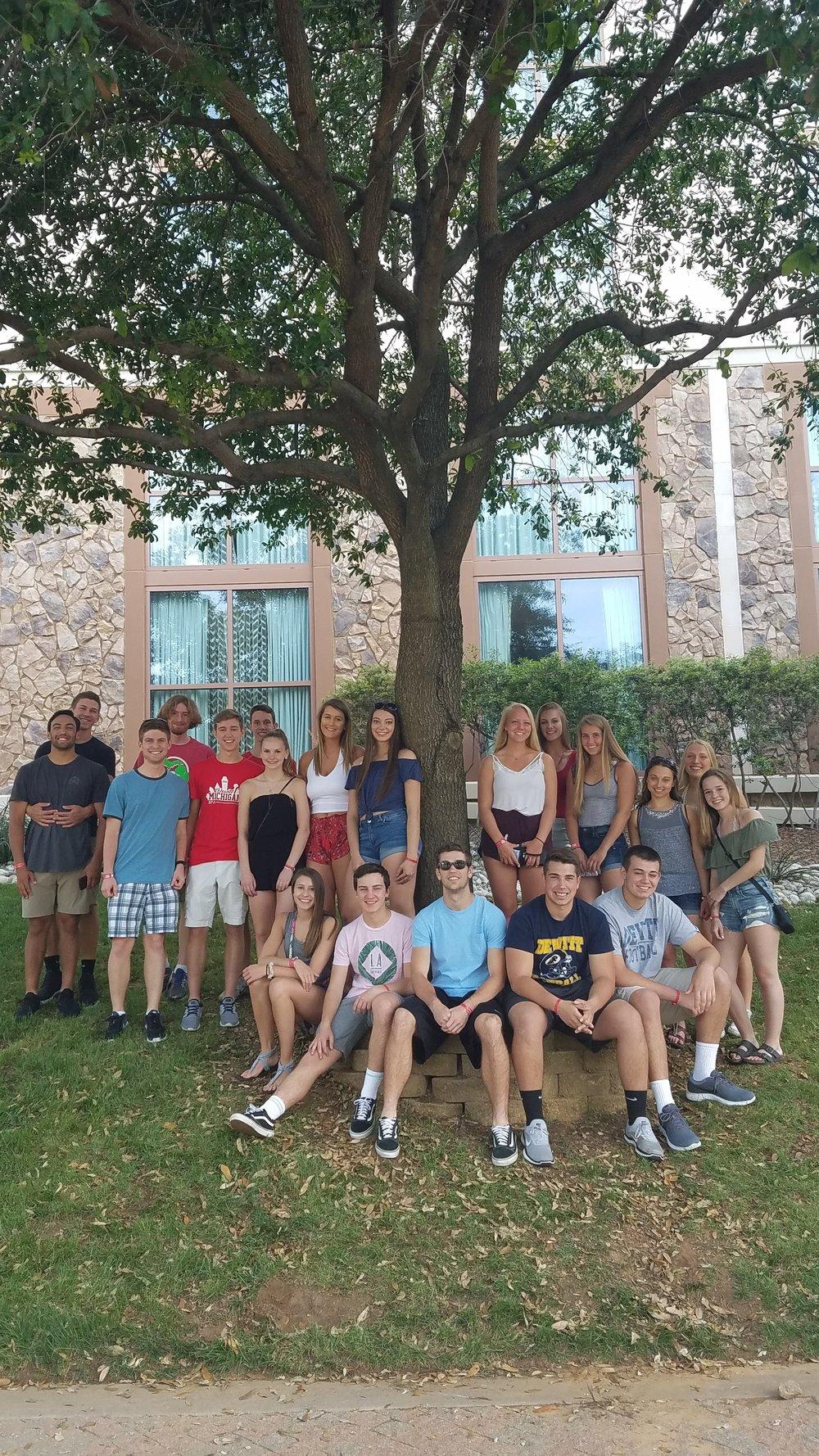 DeWitt High School - 2018 NLC