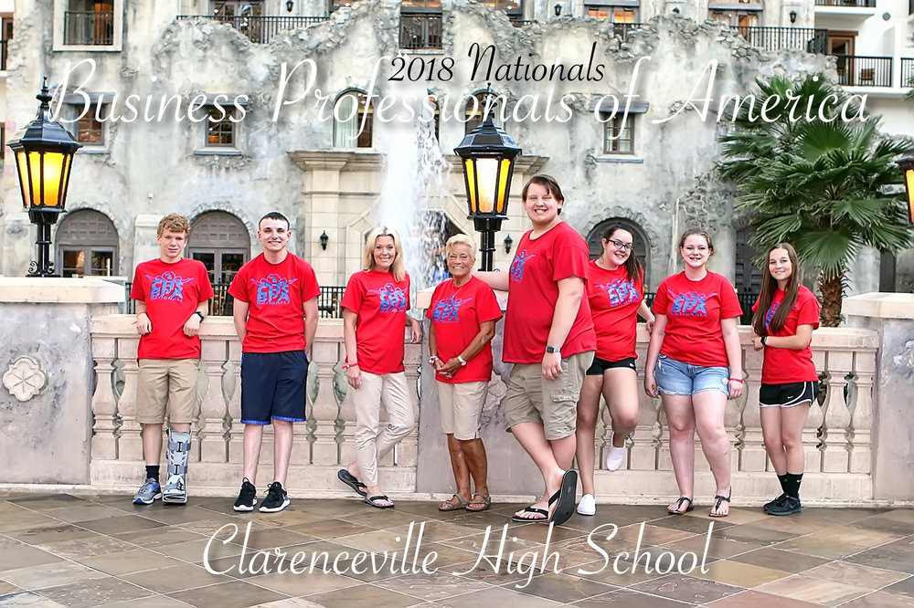 Clarenceville HS - 2018 NLC - Gaylord Texan Resort (Grapevine, Texas)