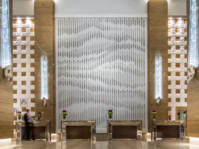 lobby kempsinski hotel