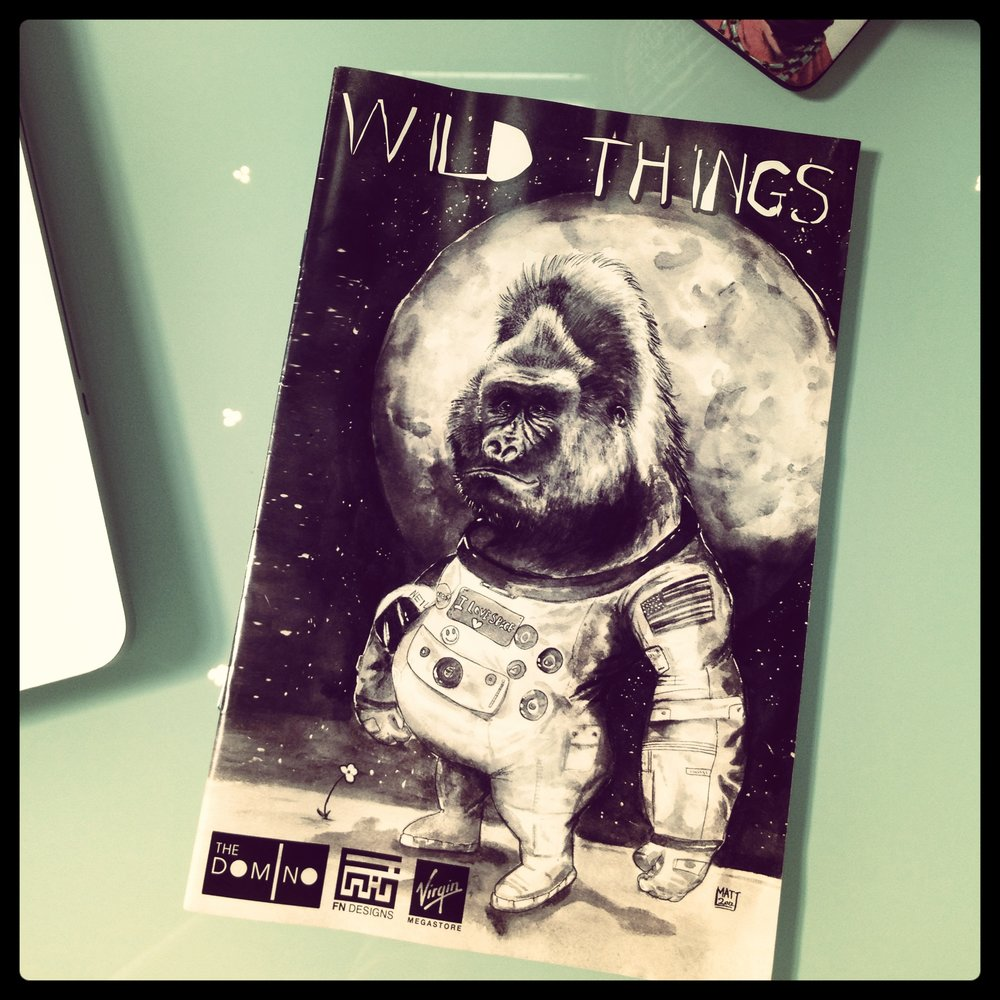 Wild Things Exhibition Catalogue