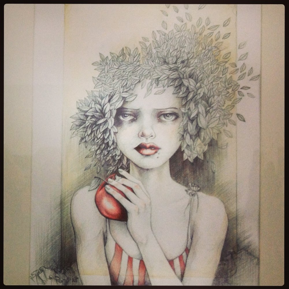 Artwork by Liz Ramos Prado