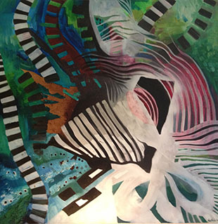 Artwork by Kathryn Wilson