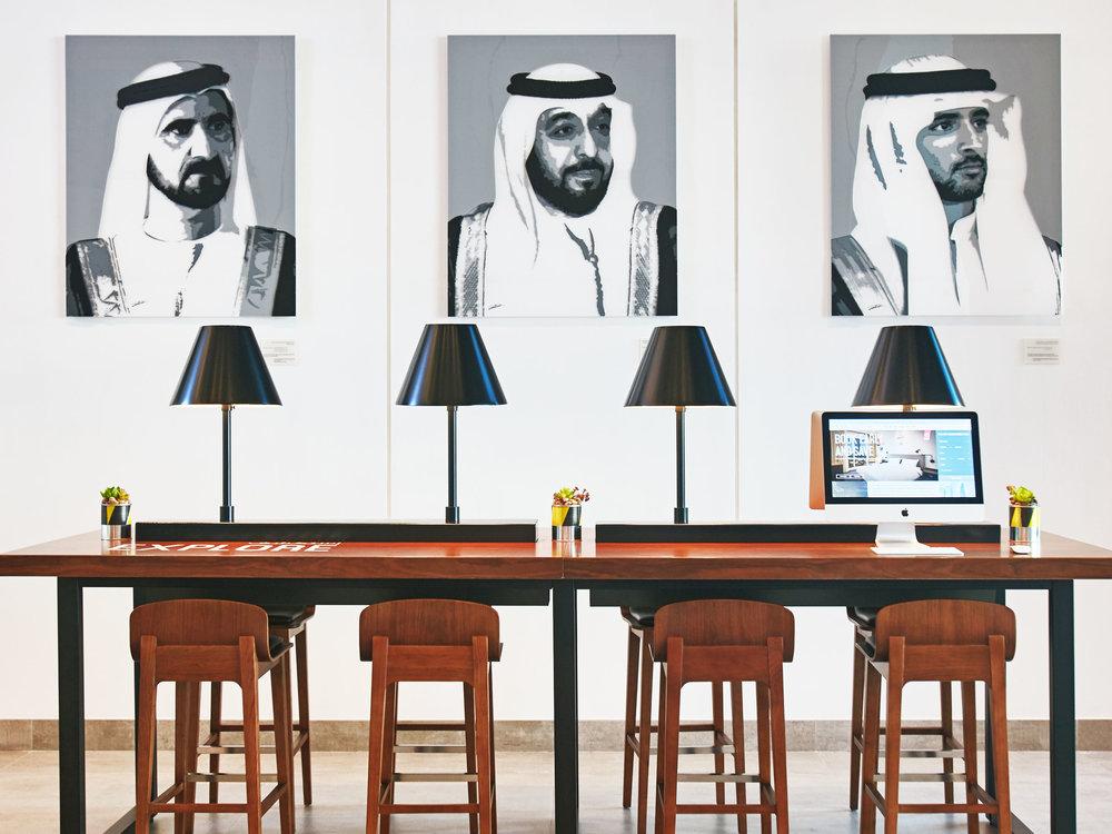sheikh portraits