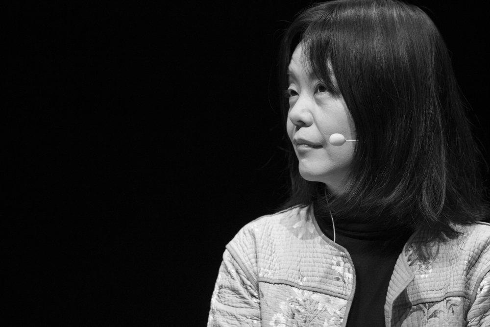 Yoko Tawada.