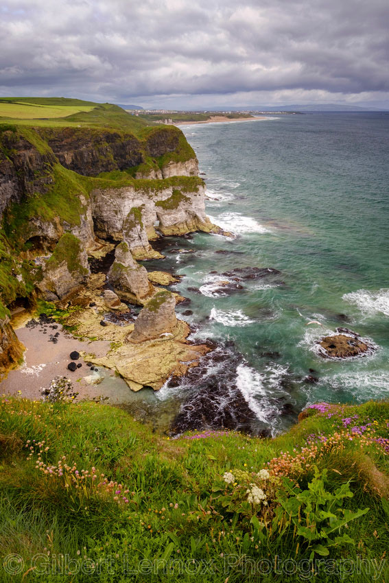 North Coast Northern Ireland by Gilbert Lennox