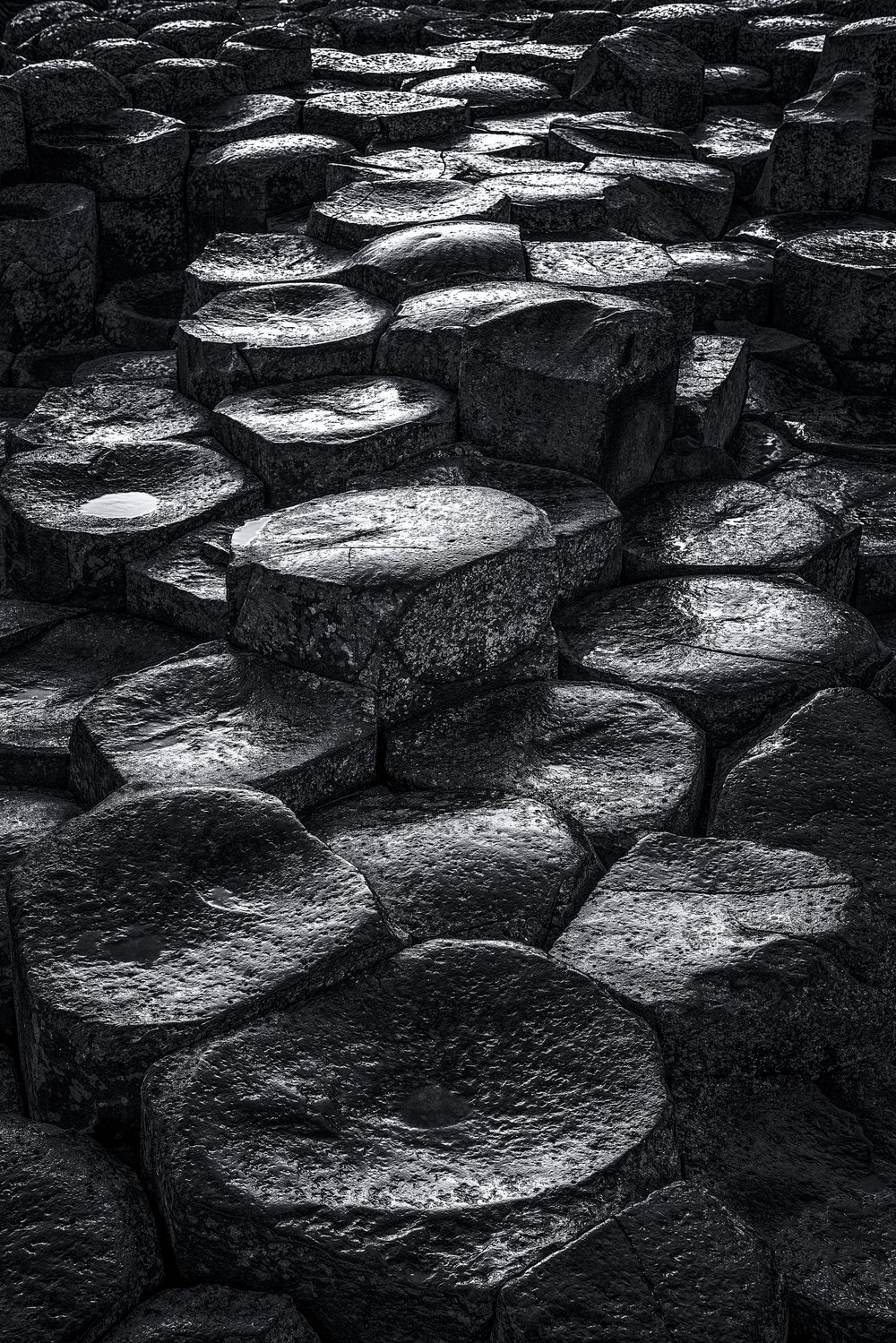 Ancient Steps, The Giant's Causeway