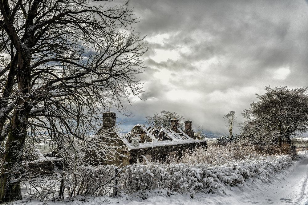 Abandoned, Antrim Hills