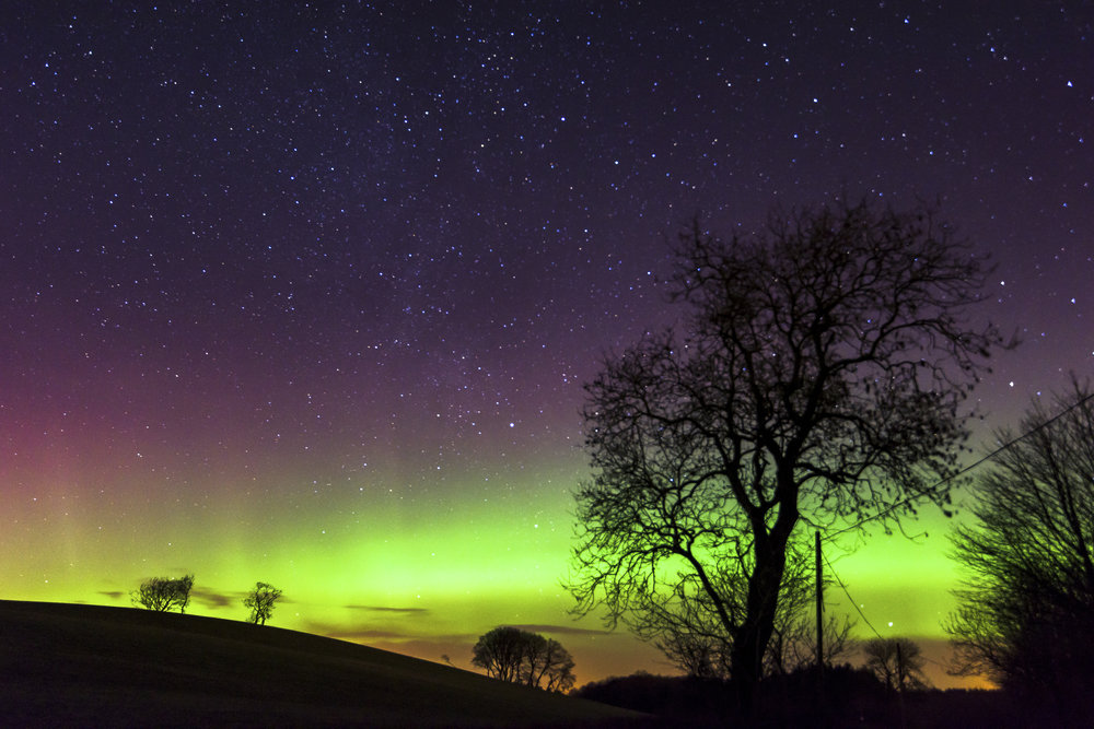 Gallows Hill Aurora