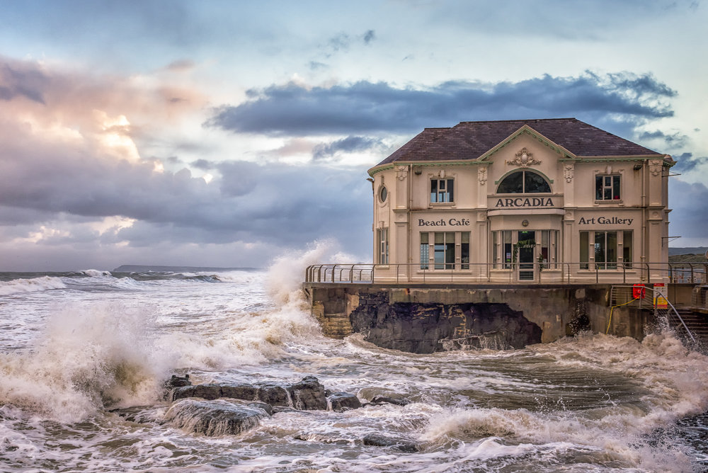 Storm Cafe, Portrush