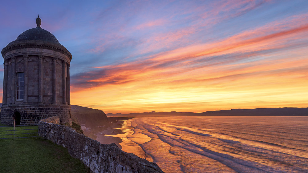 The Colours of Dusk, Mussenden