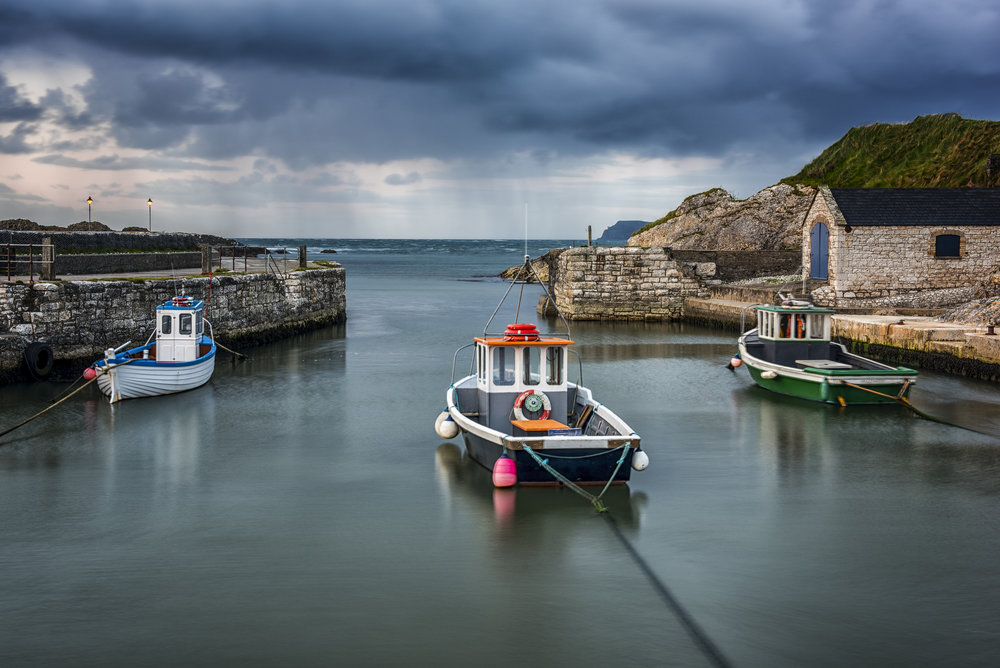 The Haven, Ballintoy