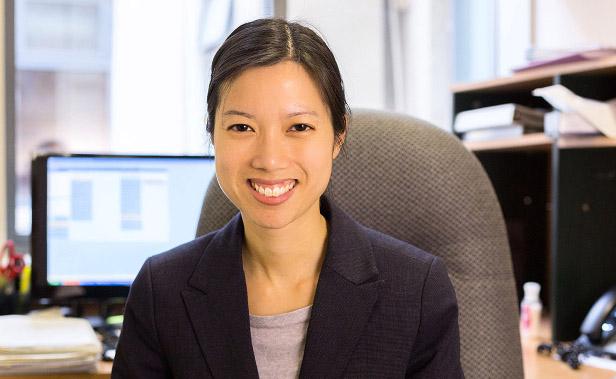 Brenda Lee, CPA, CGA  Senior Manager - Finance