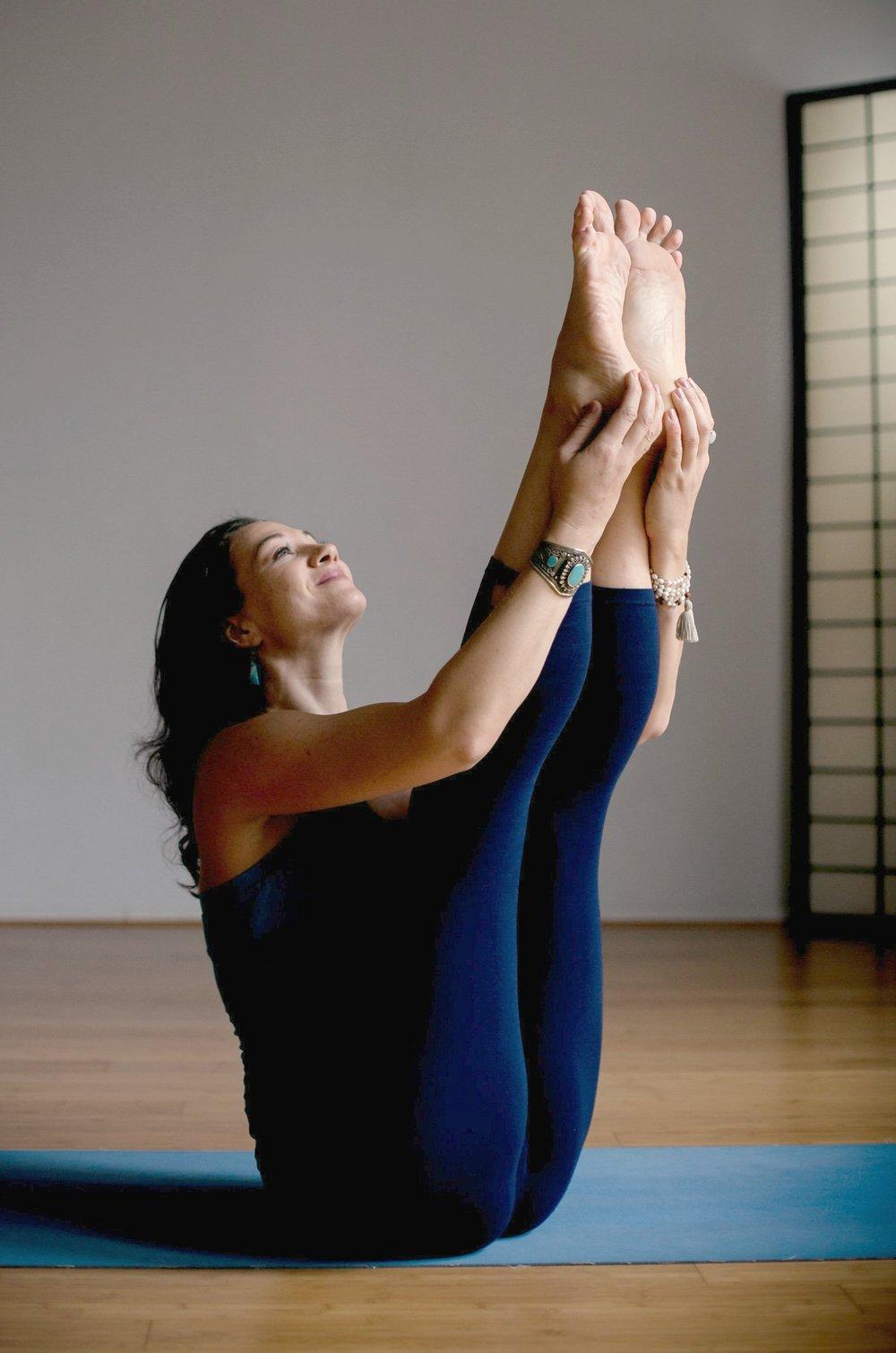 Navasana boat pose yoga bushwick jai yoga arts
