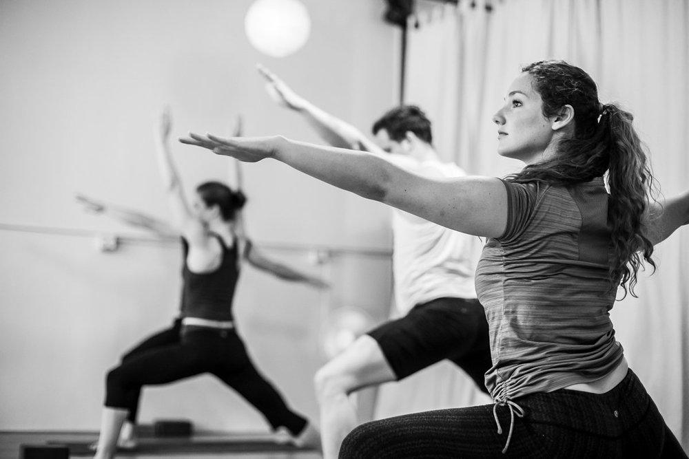 Vinyasa flow yoga bushwick