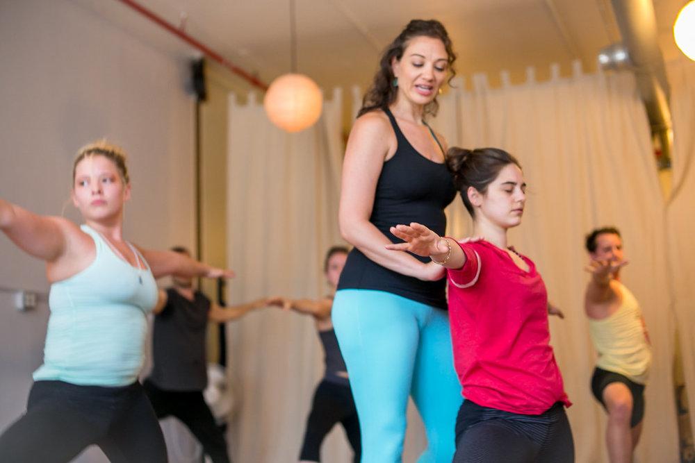 Yoga apprenticeship