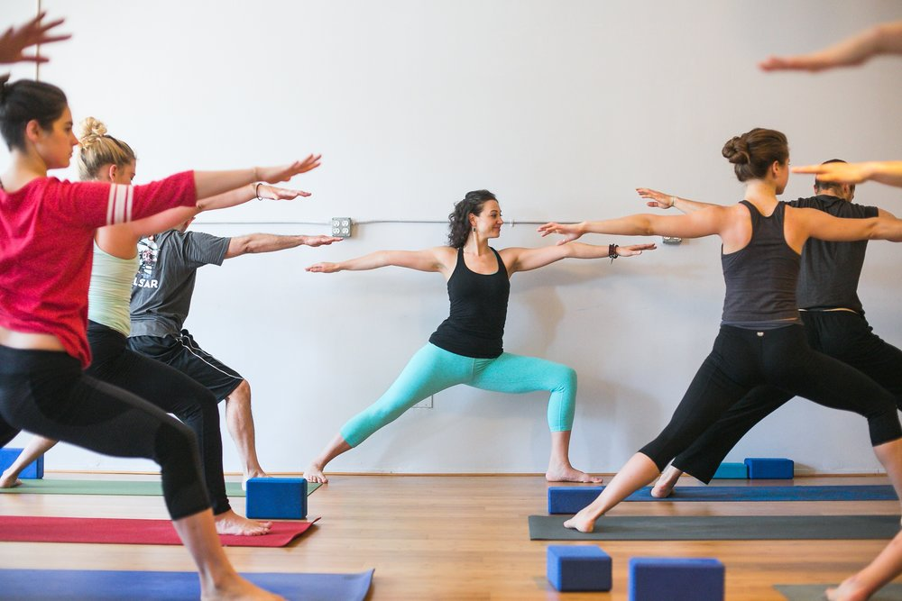 Yoga jobs brooklyn
