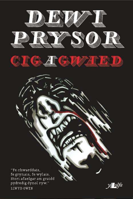 Cig a Gwaed  (2012)  Dewi Prysor  Y Lolfa