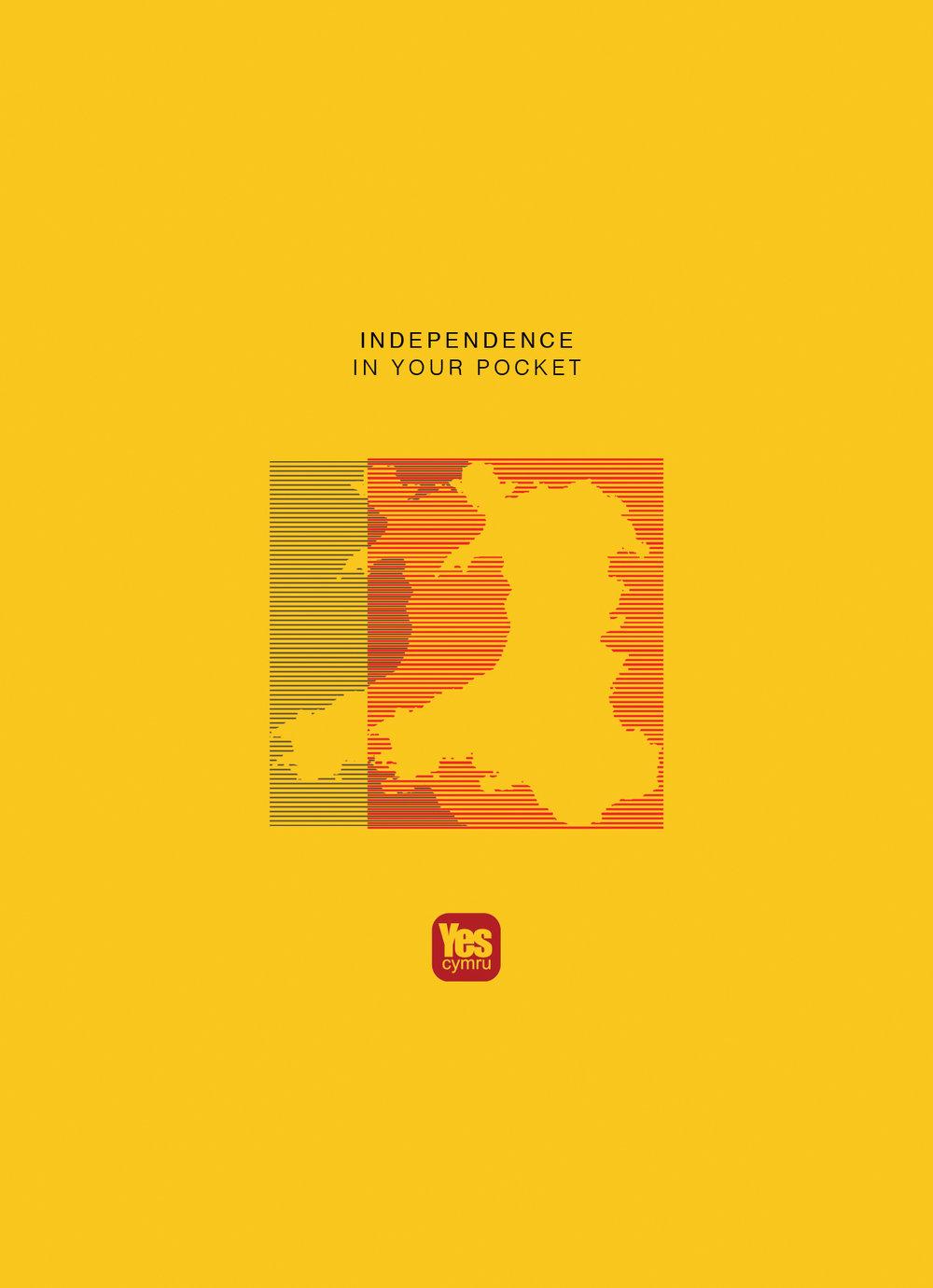 Independence in your Pocket / Annibyniaeth yn dy Boced  (2017)  Yes Cymru