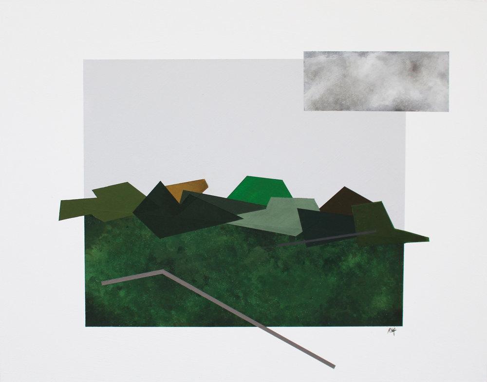 Caeau Pontcanna Fields (Gaeaf / Winter) (2018)