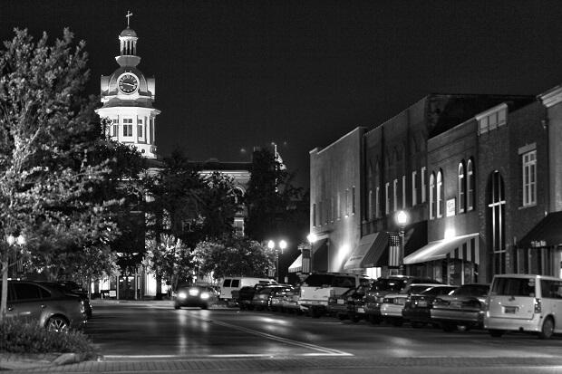 Murfreesboro Square, Tennessee